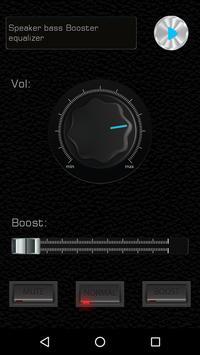 Music Booster EQ - Volume Bass Booster & Equalizer screenshot 3