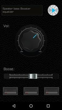 Music Booster EQ - Volume Bass Booster & Equalizer screenshot 5
