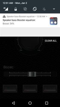 Music Booster EQ - Volume Bass Booster & Equalizer screenshot 6