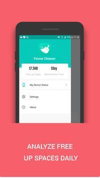 Power Master - Cleaner & Booster screenshot 1