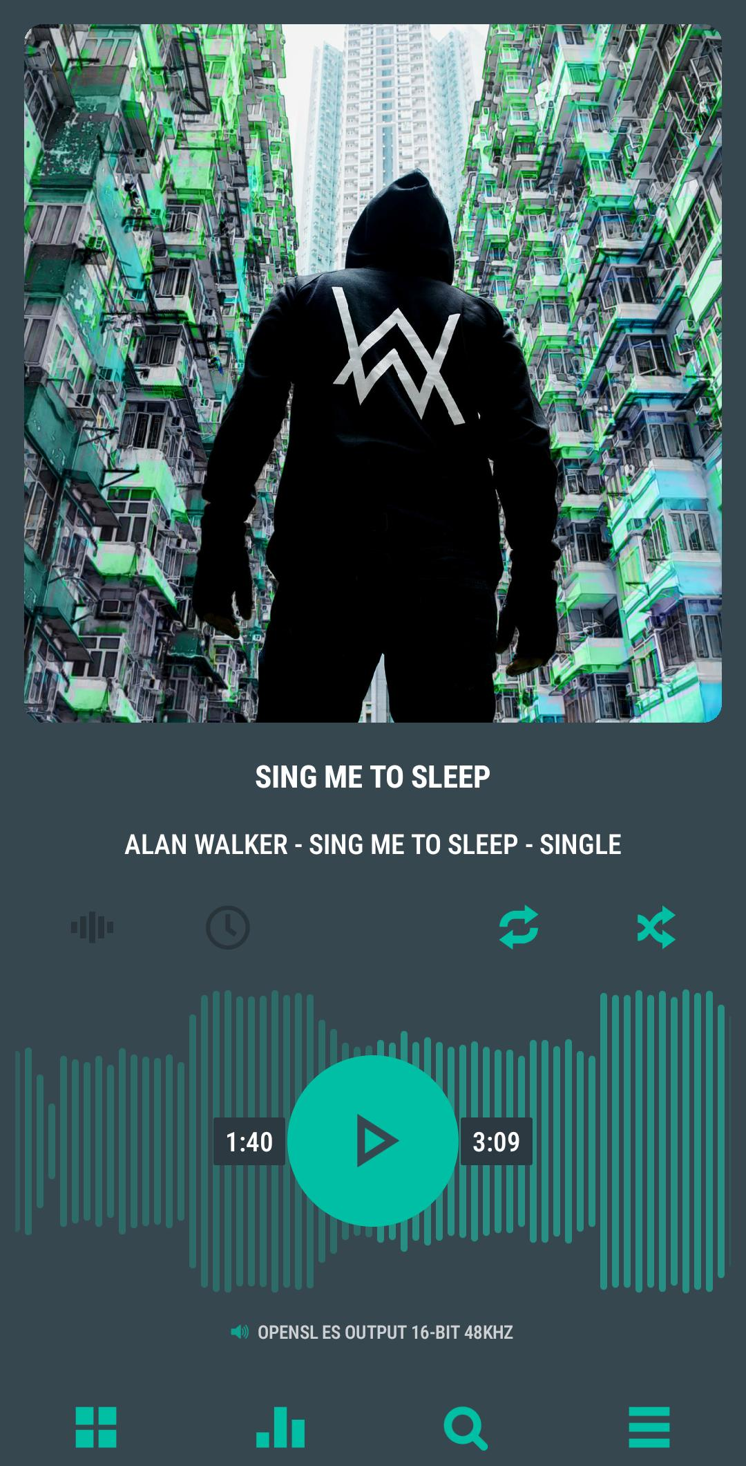 Aurora - Material Poweramp v3 Skin for Android - APK Download