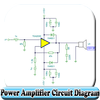 Power Amplifier Circuit Diagram icon
