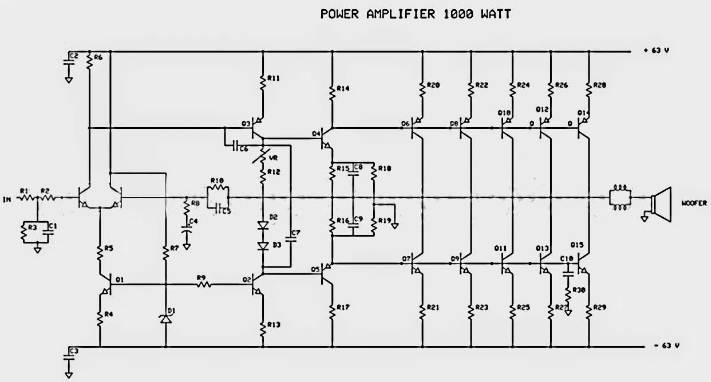Power Amplifier Circuit Diagram For Android Apk Download