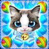 puzzel katten - groot avontuur-icoon