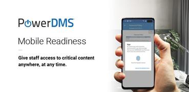 PowerDMS - Manage Policy, Training, Accreditation