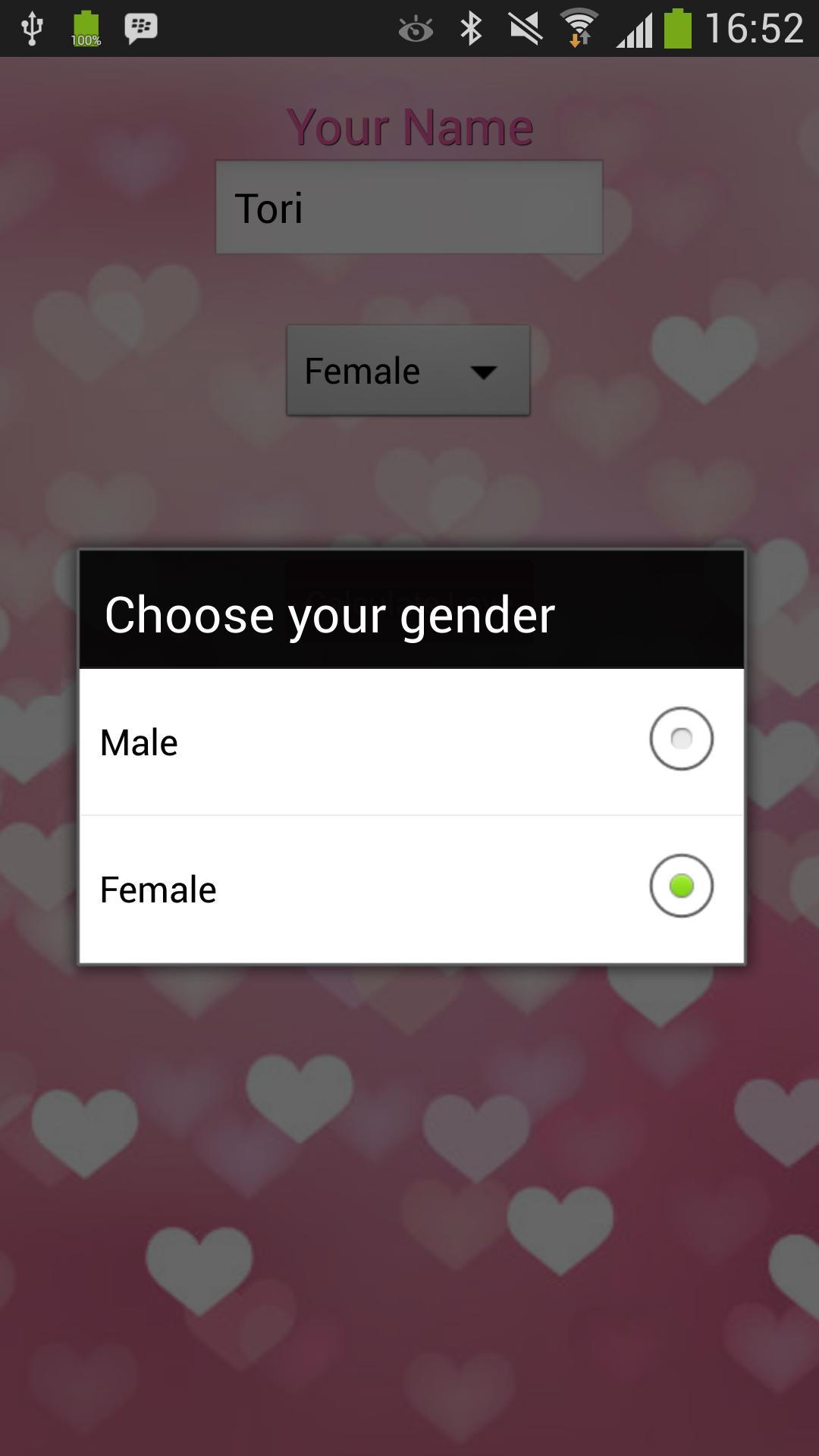 Love Match - Name of my Love for Android - APK Download
