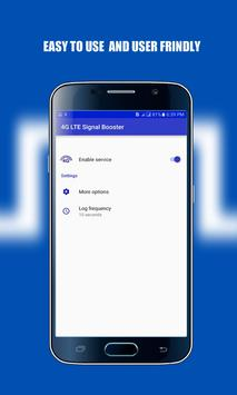 4G LTE Signal Booster poster
