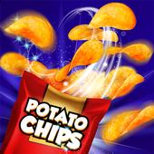 Making Potato Chips Game icon