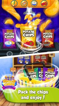 Making Potato Chips Game screenshot 4