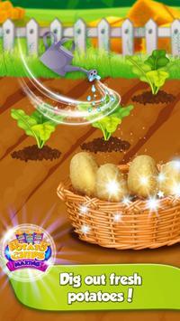 Making Potato Chips Game screenshot 1