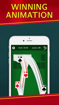 Classic Solitaire Klondike - No Ads! Totally Free! screenshot 11