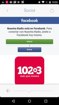 Radio FM 102.3 Córdoba screenshot 1