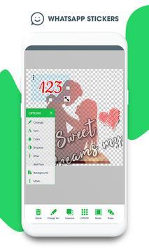 Sticker Maker For Whatsapp screenshot 1