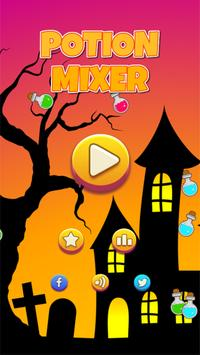 Witches Potion Mixer Pro - Match the Potions poster