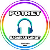 LAGU POTRET - COVER KARIN(bagaikan lagit) icon