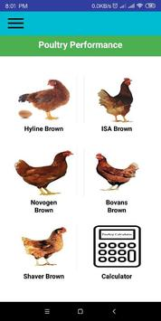 Poultry Performance screenshot 1