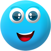 Blue Ball icon