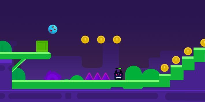 Blue Ball screenshot 3