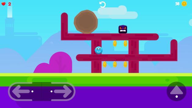 Blue Ball screenshot 4