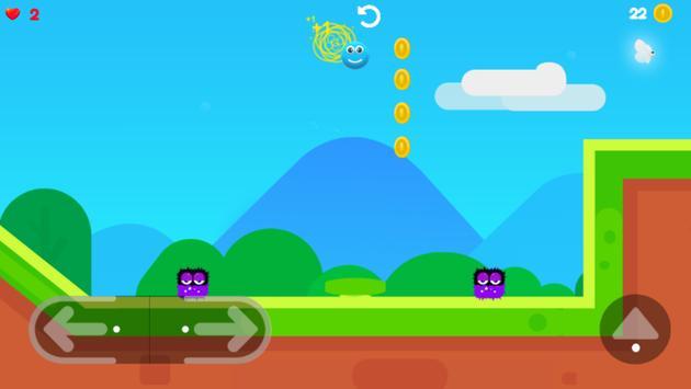 Blue Ball screenshot 5