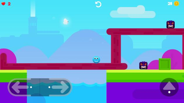 Blue Ball screenshot 6
