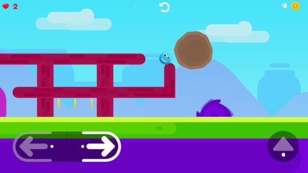 Blue Ball screenshot 7