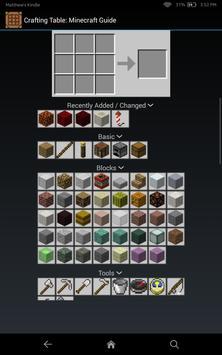 3 Schermata Crafting Table Minecraft Guide