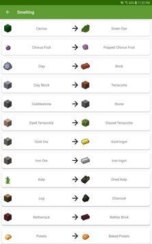 10 Schermata Crafting Table Minecraft Guide