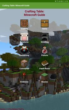 12 Schermata Crafting Table Minecraft Guide