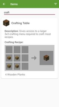 2 Schermata Crafting Table Minecraft Guide