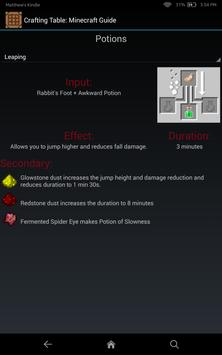 6 Schermata Crafting Table Minecraft Guide