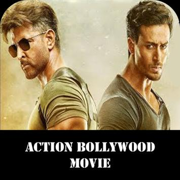 Action Bollywood Movie poster