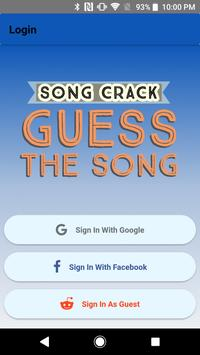Song Crack poster