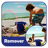 Unwanted Object Remover Photo Editor icon