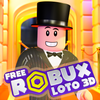 Free Robux Loto 3D Pro ikona