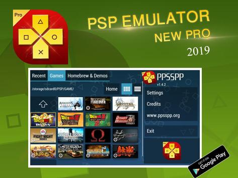 PSP Emulator PRO - 2019 2 (Android) - Download APK