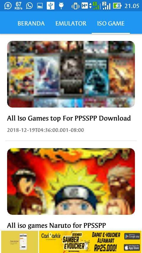 PPSSPP and game PSP ISO for Android - APK Download
