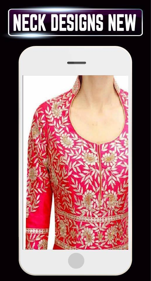 Stylish Neck Designs Kurti Collar Girls Ideas New Pour Android Telechargez L Apk