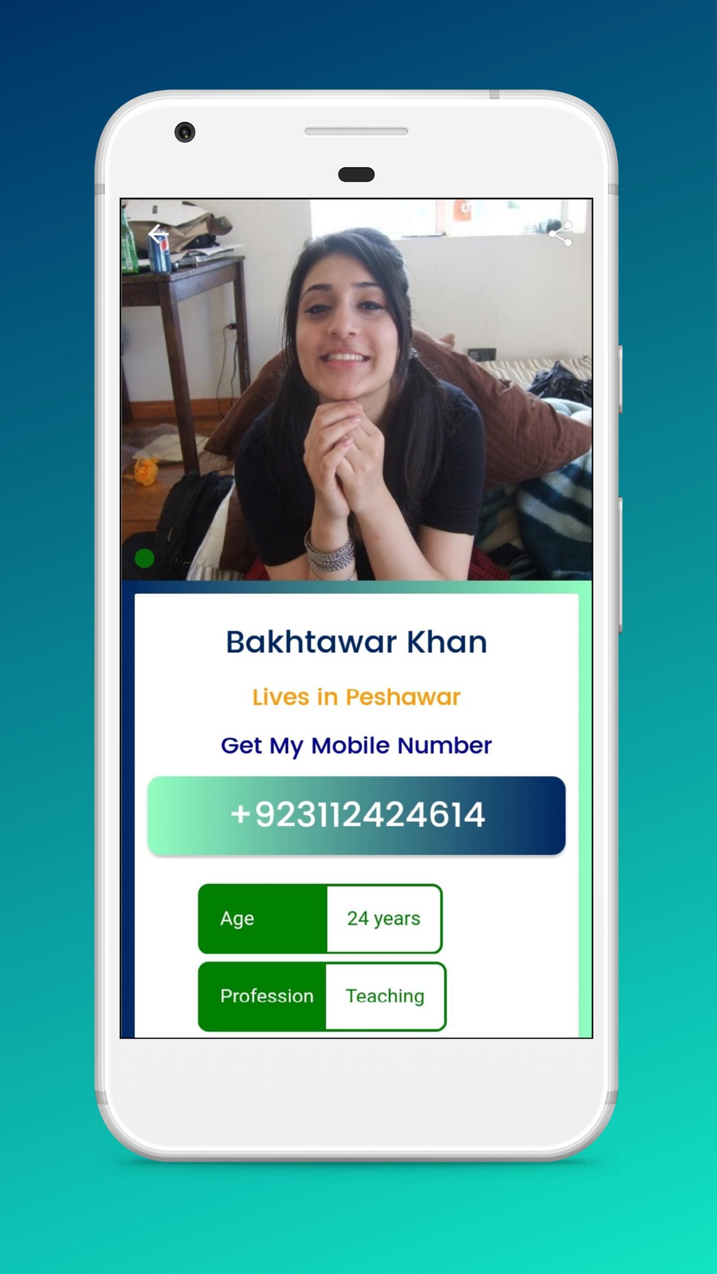 Number phone pakistani girls Pakistani Single