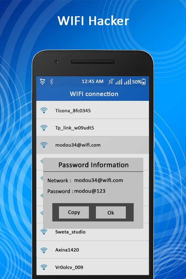 WiFi Hacker : WIFI WPS WPA Hacker Prank for Android - APK Download