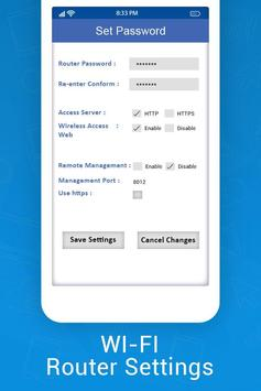 All WiFi Router Settings screenshot 2