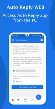 Auto Reply for FB Messenger - AutoRespond Bot imagem de tela 3
