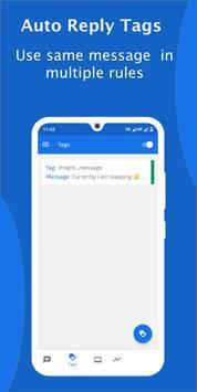 Auto Reply for FB Messenger - AutoRespond Bot imagem de tela 2