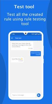 Auto Reply for FB Messenger - AutoRespond Bot imagem de tela 5