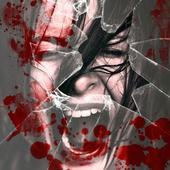 Crack Glass Photo Effect icon