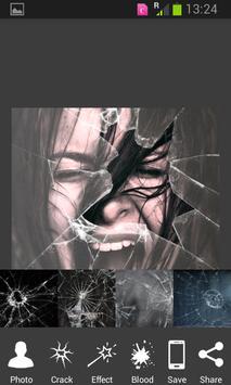 Crack Glass Photo Effect screenshot 5