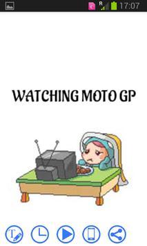 WA Sticker Animator DP Gif screenshot 6