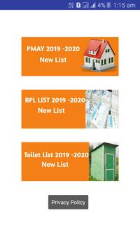NEW HOME LIST & APPLY - 2019 poster