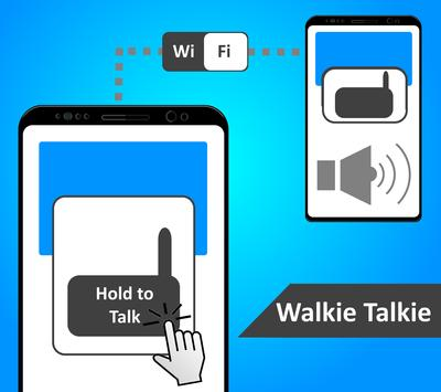 WiFi Calls and Walkie Talkie screenshot 5