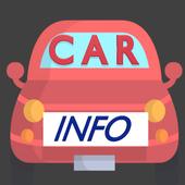 VAHAN -Vehicle Registration details icon